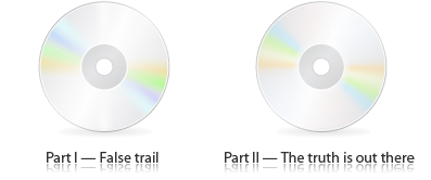 Two CDs in a row