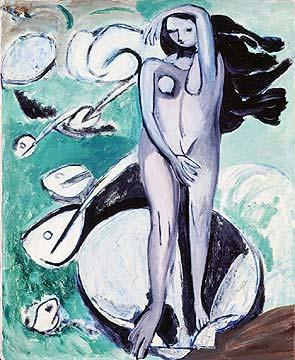 Genichiro Inokuma. The Birth of Venus
