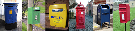 International Post Box