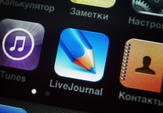 LiveJournal.app icon